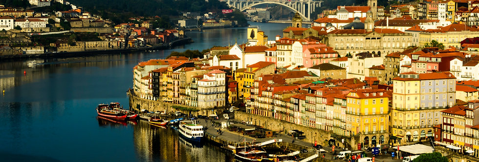 Porto, águas e cores. Port, waters and colors. by Kcris Ramos