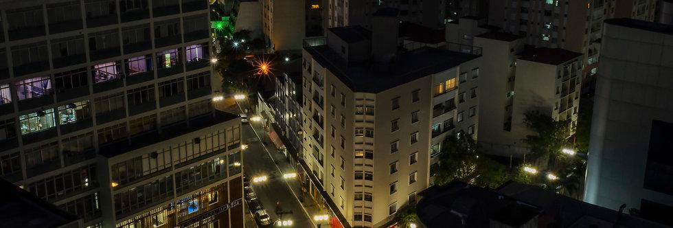 Noites de São Paulo por Kcris Ramos