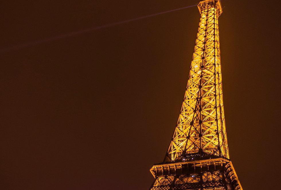 Quadro Torre Eiffel _ 03 - Picture Eiffel Tower _ 03 by Kcris Ramos