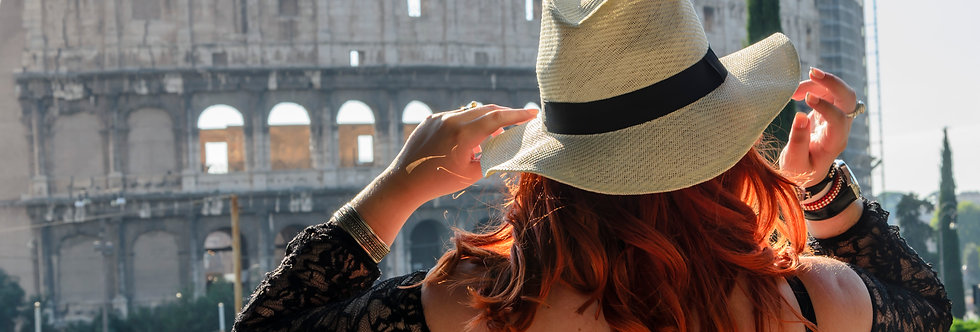 Quadro Sedução no Colosseo - picture Seduction in the Colosseo by Kcris Ramos