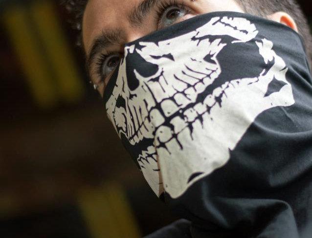Quadro O esqueleto - Frame The skeleton by Kcris Ramos