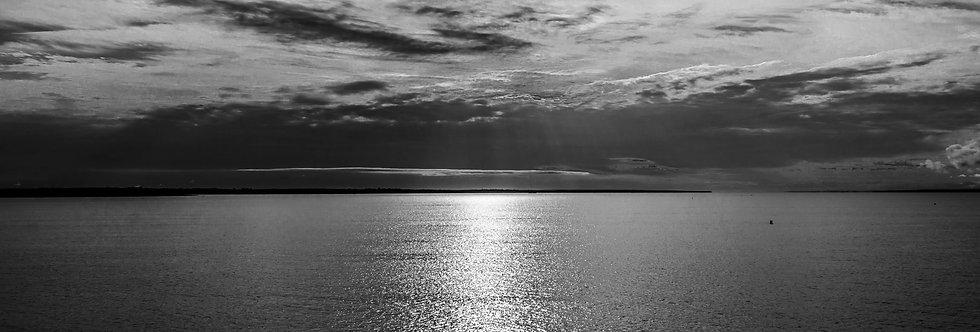 Quadro Mar Aberto - Picture Open Sea Board by Kcris Ramos