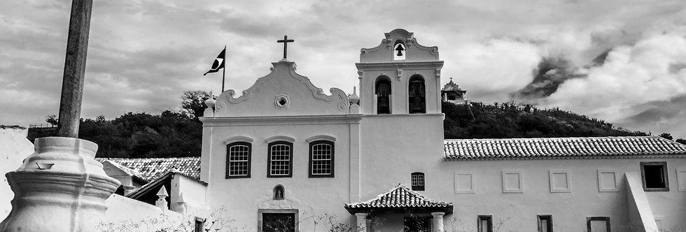 Quadro Igreja de Nossa Senhora de Assunção Picture Church of Our Lady of Assumpt by Kcris Ramos