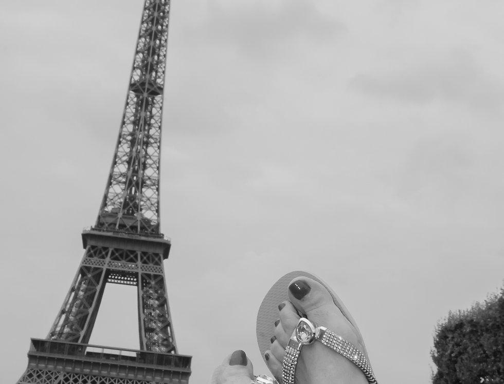 Quadro Pernas em Paris - Picture Legs in Paris by Kcris Ramos