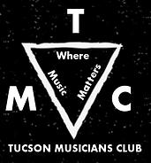 Tucson Musicians Club logo