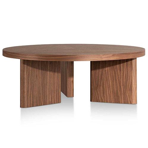 KAHA WALNUT VENEER COFFEE TABLE