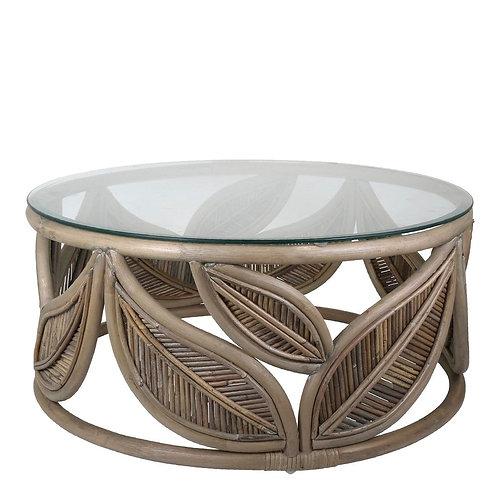 BAHAMA LEAF COFFEE TABLE