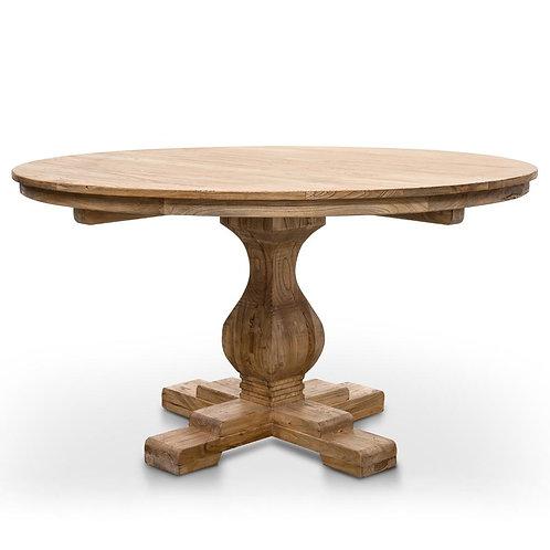 OLIVERI ROUND DINING TABLE  140CM