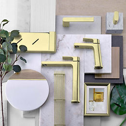 GOLD BRASS MIXER TAP MOOD BOARD.jpg