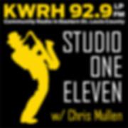 Studio One Eleven with host Chris Mullen