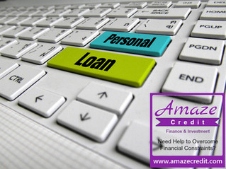 Personal Loan - What You Need To Know