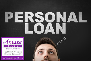 Why You Might Need A Personal Loan