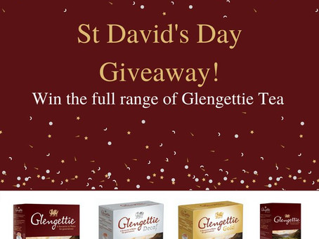 St. David's Day Giveaway