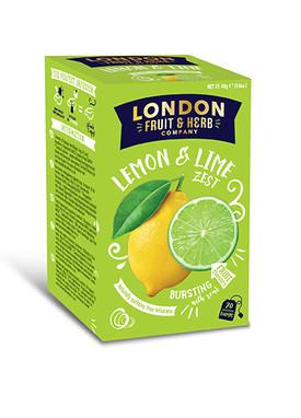 Lemon & Lime Zest 20 Teabags