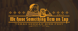 Texas German Bier Festival