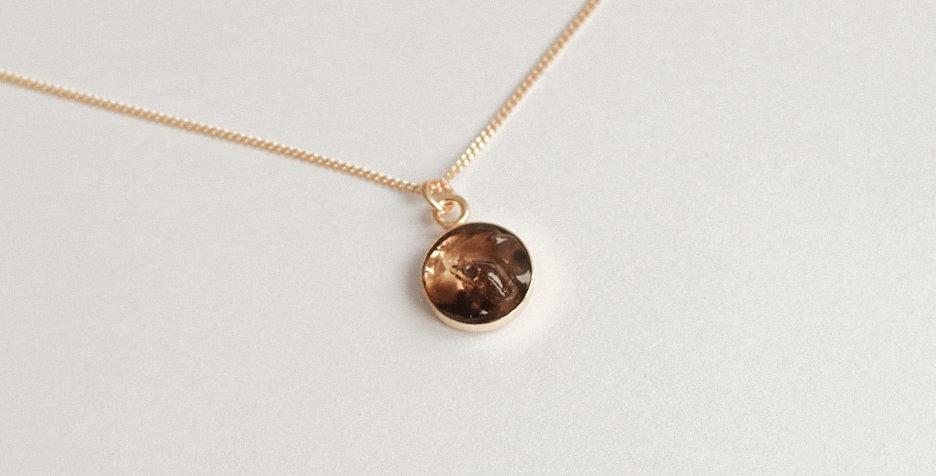 ZÁHNĚDA GOLD - Circle