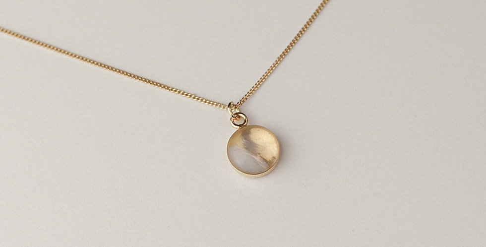OPALIT GOLD - Circle