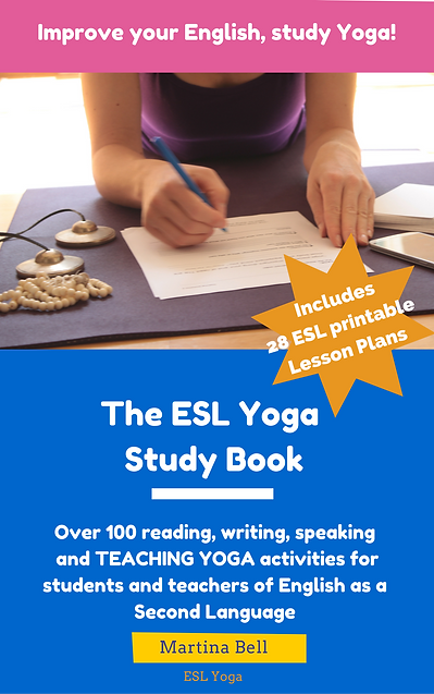 ESL Yoga Study Book