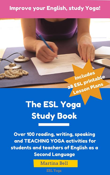 ESL Yoga Study Book