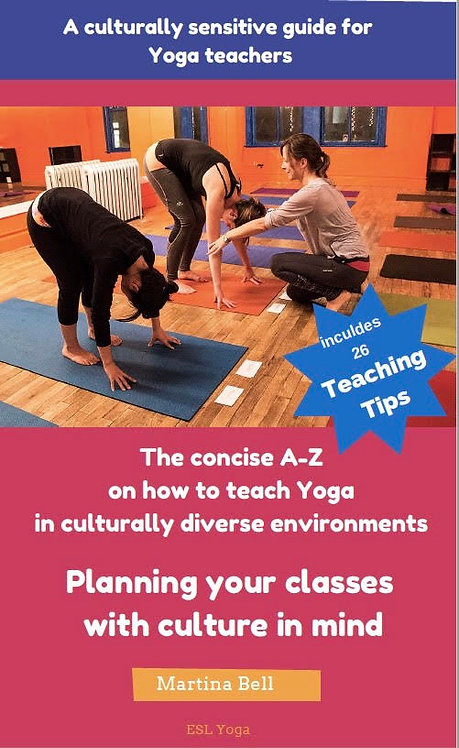 The concise A-Z to teaching Yoga