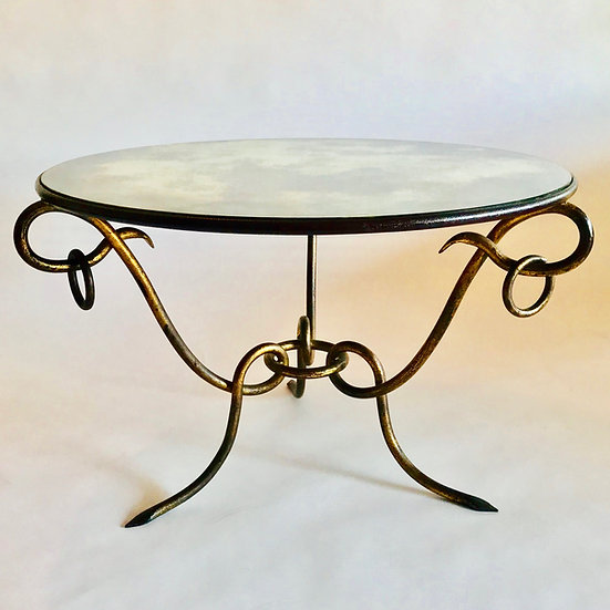 René Drouet side table