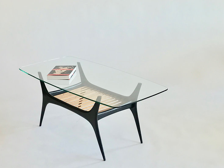 Alfred Hendrickx for Belform, coffee table, 1955