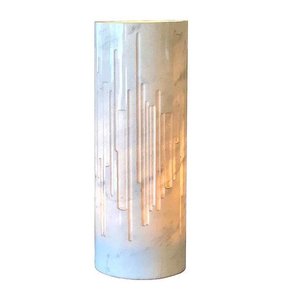 Gruppo NP2 table lamp Nerone Ceccarelli Giovanni Patuzzi for forme e superfici