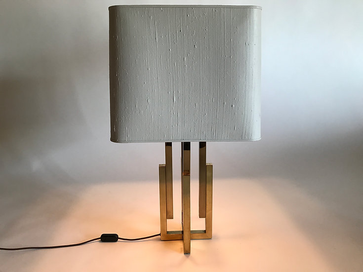 Willy Rizzo large table lamp tafellamp