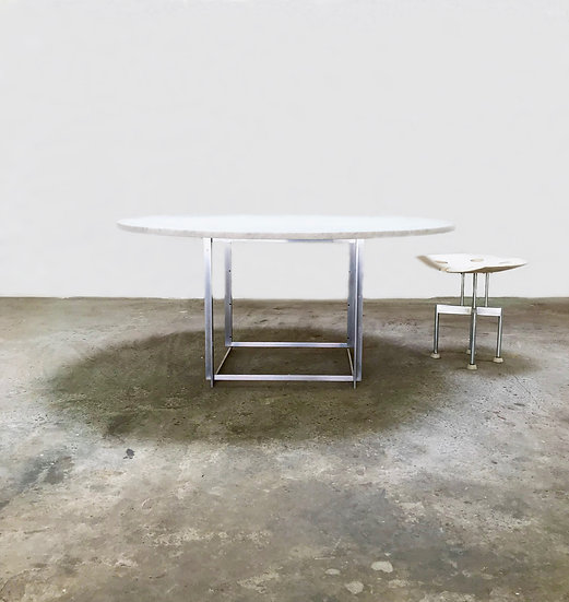PK 54 Table Poul Kjaerholm Kold Christensen
