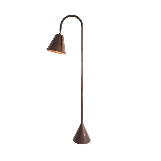Valenti Floor lamp in the Jacques Adnet style