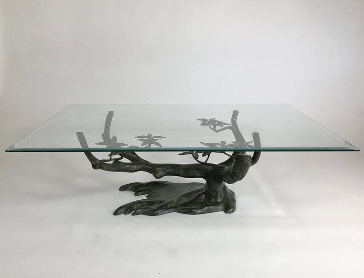 Bronze Bonsaï Coffee Table