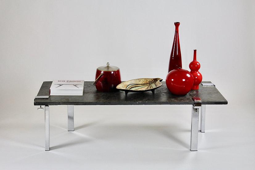 François Arnal, T9 table for l'Atelier A, 1972