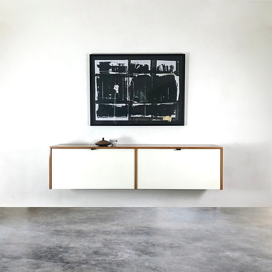 Model 121 hanging cabinet Florence Knoll