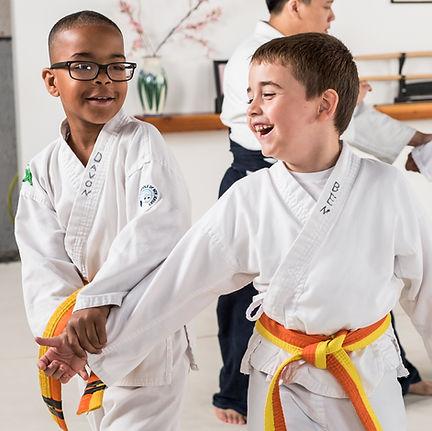 kids kotegaeshi aikido