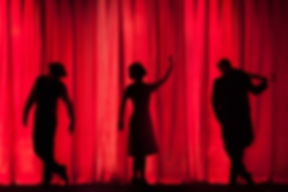 Performers - Against Red Curtain.jpg