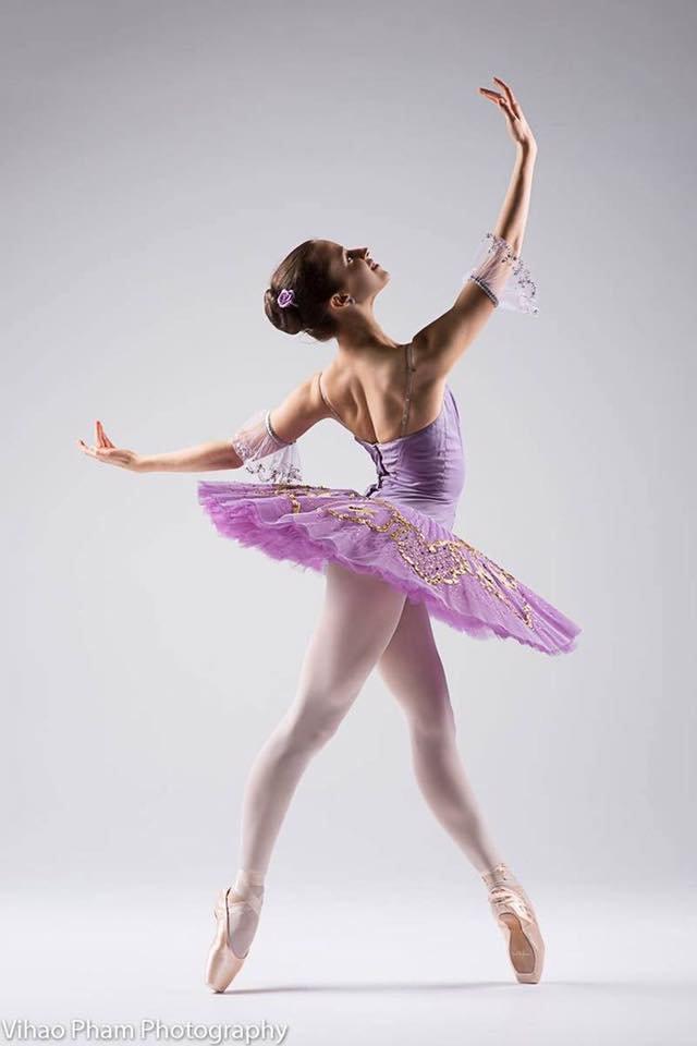 Private Ballet Lesson