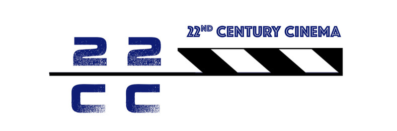 22ND CENTURLY LOGO CREATED IN PHOTOSHOP