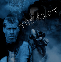 The Riot Poster By Anthony W Johnson.web
