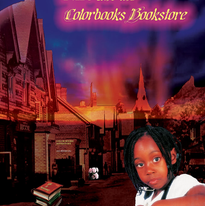 Nire and the Colorbooks bookstore by AWj