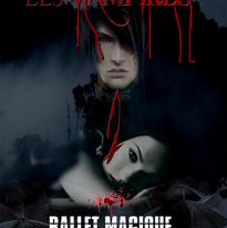 Les Vampires Poster Bite By Anthony W Jo