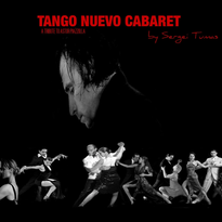 Tango Nuevo Cabaret Poster by AWJ.webp