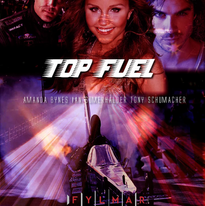 Top fuel Poster By Anthony W Johnson.web