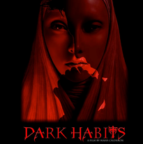 Dark habits poster 1 by Anthony W Johnso