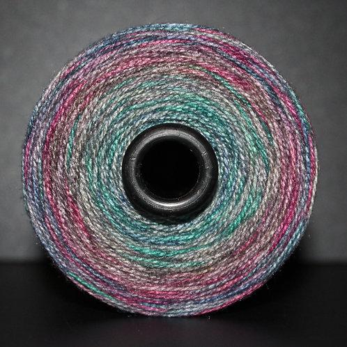Natural Silk 100% - 10/2 Nm Multi-Color