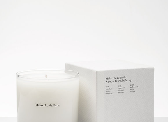 MAISON LOUIS MARIE - CANDLE NO.09