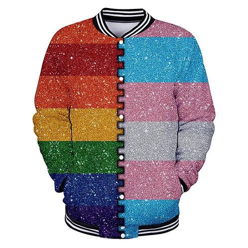 Pride Bomber Jacket