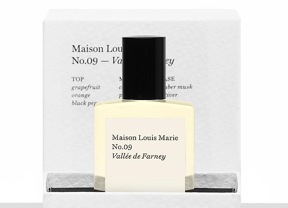 MAISON LOUIS MARIE - PERFUME OIL NO.09