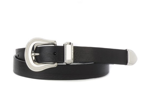 BRAVELEATHER - DENIM BELT