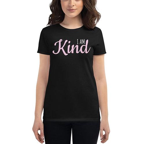 I am Kind - Women's Short Sleeve T-Shirt