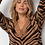 Thumbnail: Rails ELEANOR SWEATER - CHESTNUT TIGER